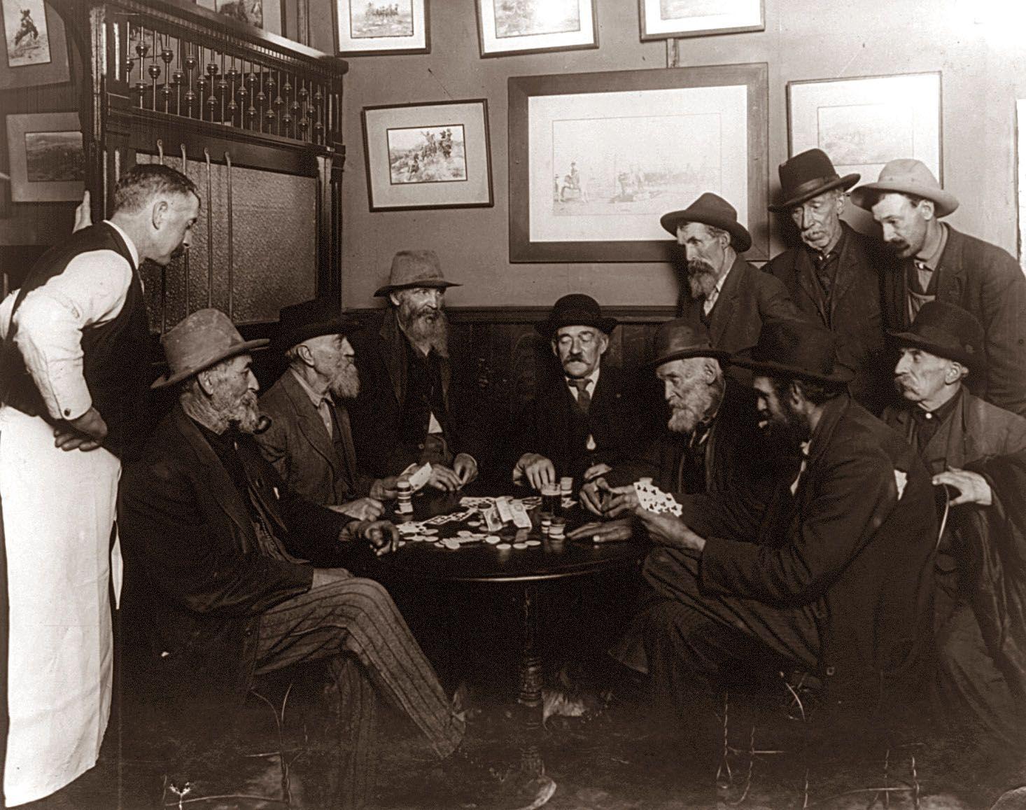 Sejarah Permainan Poker di Dunia