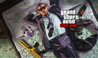 Cara Cepat Naik Rank GTA 5