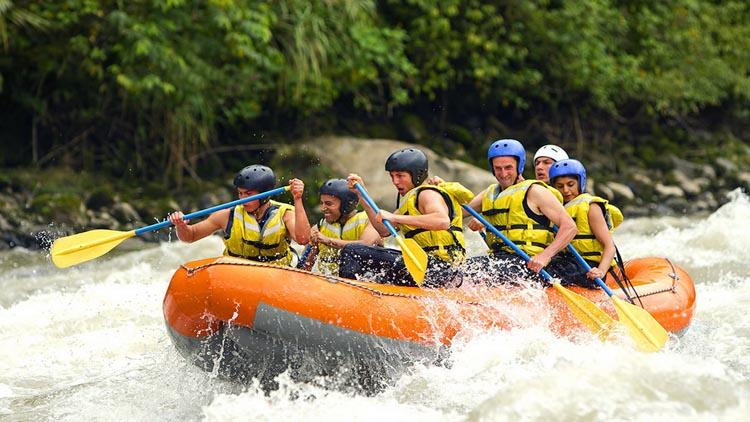 Lokasi Sungai Untuk Rafting Bali Ubud