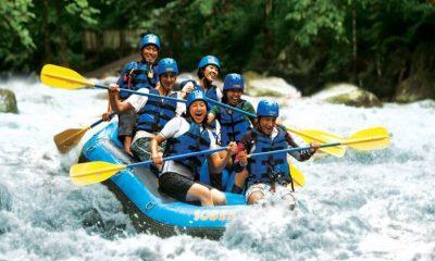 Rafting Bali Ubud dan Lokasinya yang Recommended untuk Turis